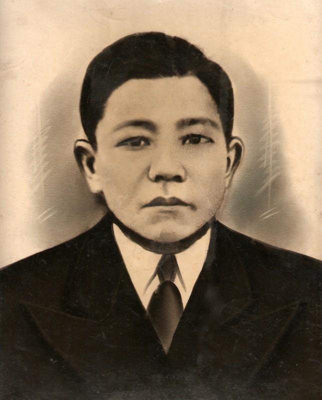 Назыров Самархан Аксянович. 1943 погиб