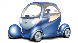 Nissan-Electric-Car