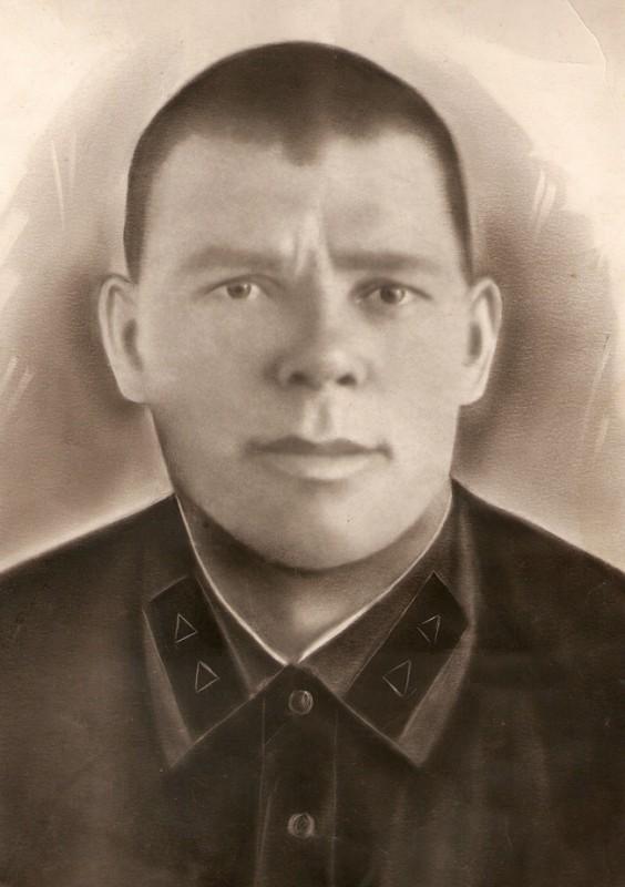 Сосов Алексей Иванович прадедушка Заворина Юры