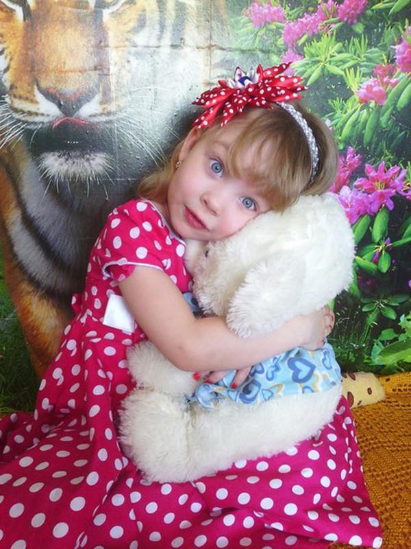 Юлия Лукомская (3,5 года), с. Отреченское