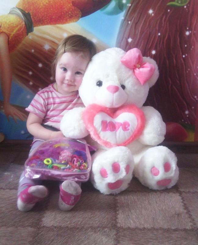 Алена Шнайдер (2 года), р.п. Чаны
