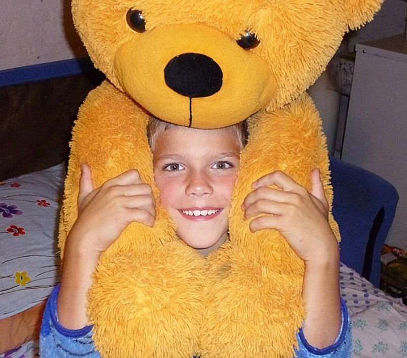 Вадим Шмаков (10 лет), п.Озеро Карачи