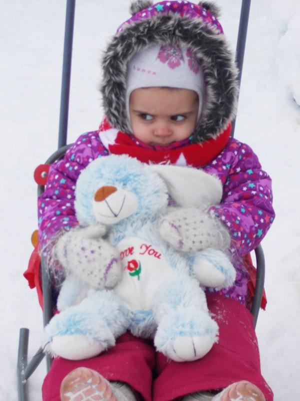 Евдокия Лаврова (2 года 5 месяцев), р.п. Чаны