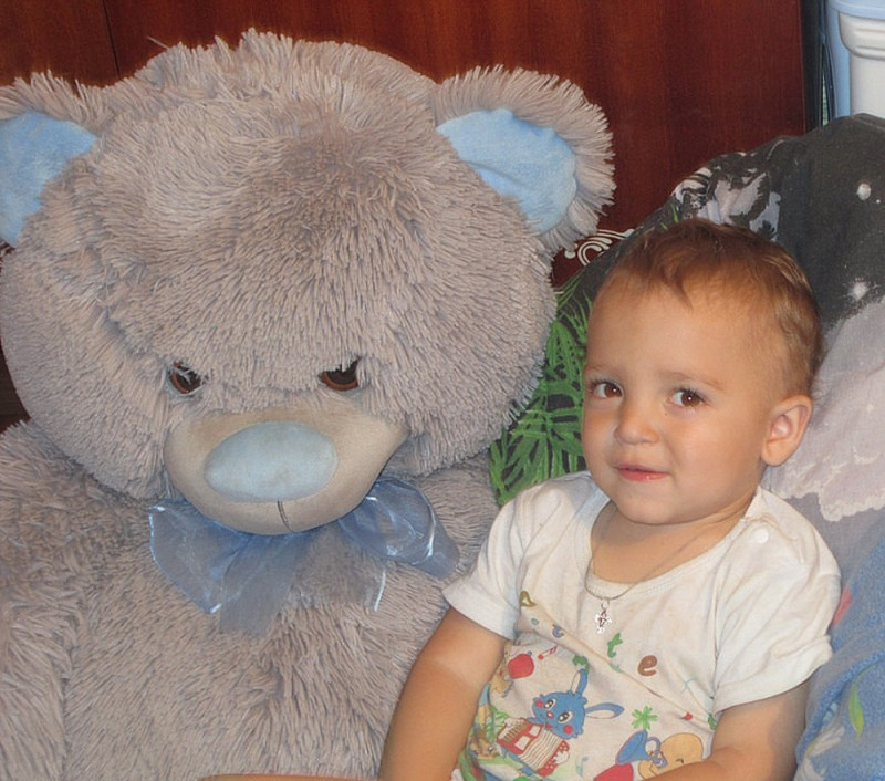 Максим Иванов (3 года), р.п. Чаны