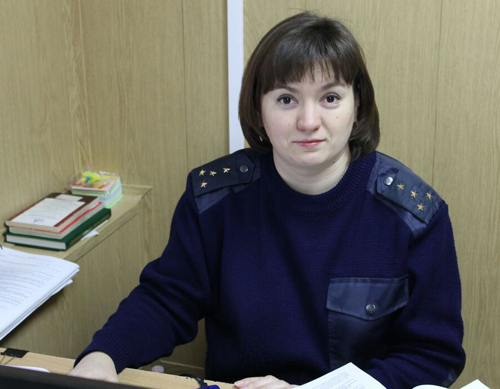 Алена Дворцова