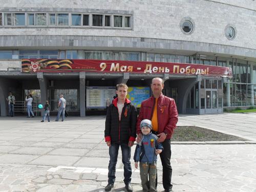 Антон Варченко, 2-а класс