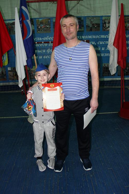 Роман Штырхацкий, 3-б класс