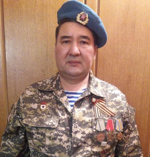 М. Абрашимов