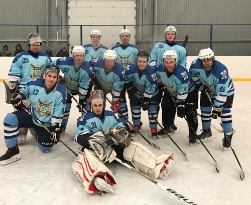 хоккей финал