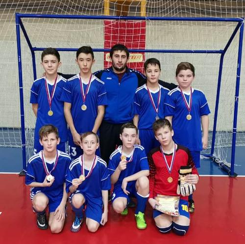 Команда 2007-2008 г.р. - 1