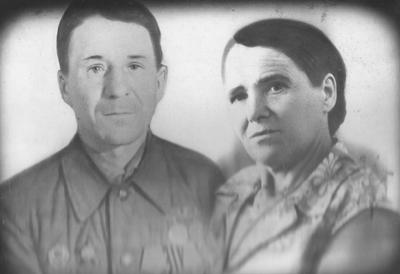 Сушко К. П. с женой