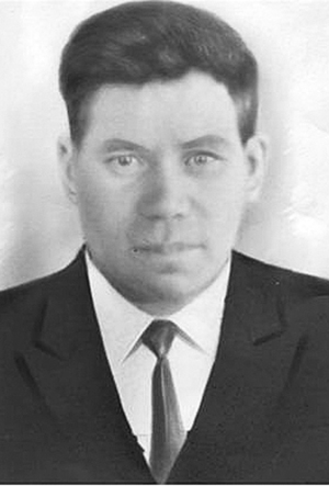 Семёнов Егор Иванович