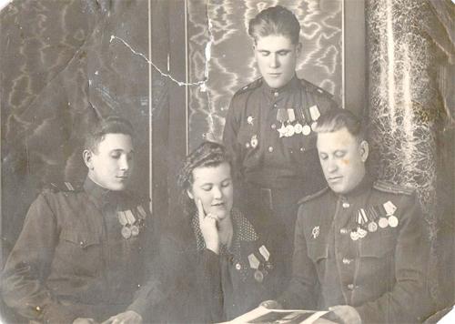 Казанцев Иван Маркович