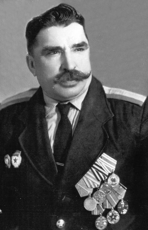 Караганов Михаил Семёнович