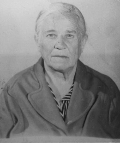 Екатерина Николаевна Калашникова