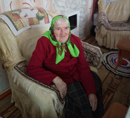 бабушкаОберемок