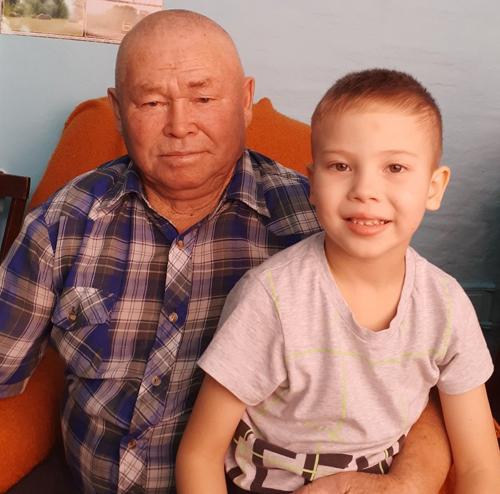 дед с внуком111
